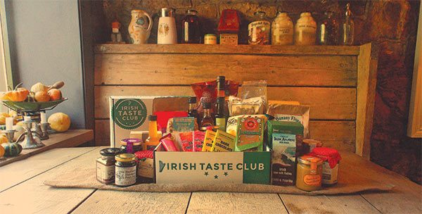 Irish Taste Club Subscription Box
