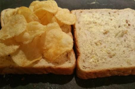 A crisp sandwich is a wonderful thing